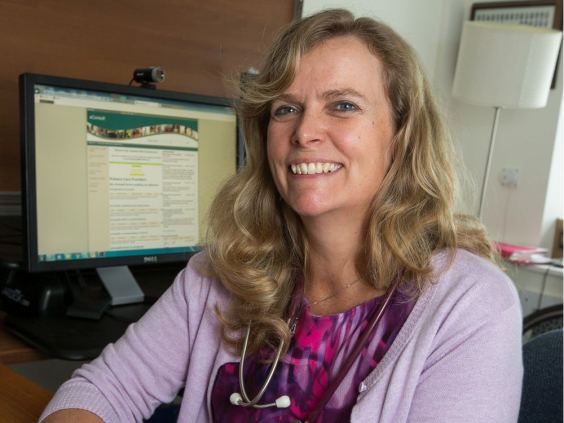 Dr. Clare Liddy is recognized for bringing virtual specialists to long-term care residents